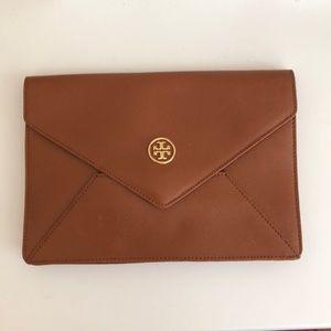 Tory Burch Robinson envelope clutch